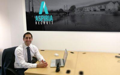 Aspiria Recruit Business Launch!